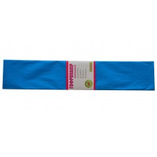 Бумага гофр. 1Вересня флуоресц. синяя 20% (50см*200см)