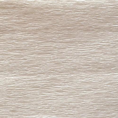Бумага гофр. перлам. белая 20% (50см*200см) 705411