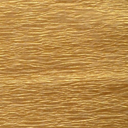 Бумага гофр. перлам. кремовая 20% (50см*200см) 705415