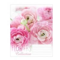 Тетрадь 1 Вересня, А-5, 24л, линия,  Flowers dream