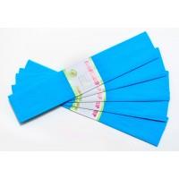 Бумага гофр. светло-голуб. 55% (50см*200см)