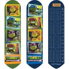 """Закладки 2D """"Ninja Turtles"""""""