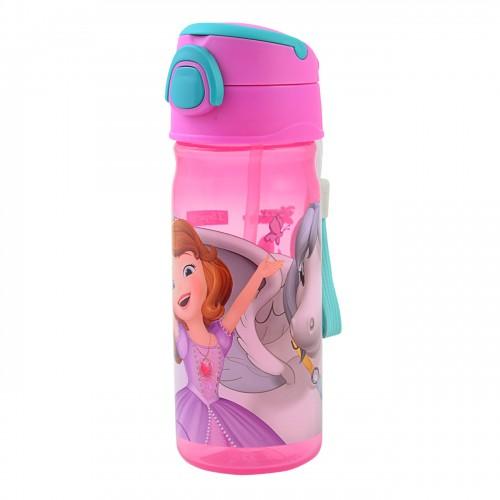 "Бутылка для воды ""Sofia The First"", 450 мл 706887"