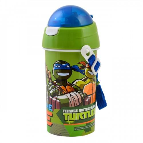 "Бутылка для воды ""TMNT"", 500 мл 706891"