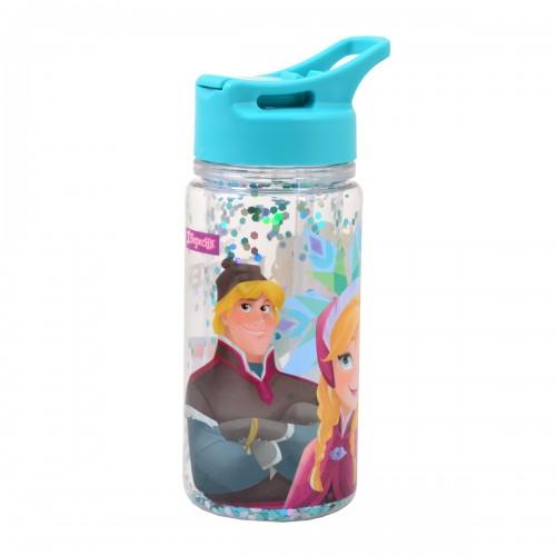 """Бутылка для воды 1Вересня с блестками """"Frozen"""", 280 мл 706901"""