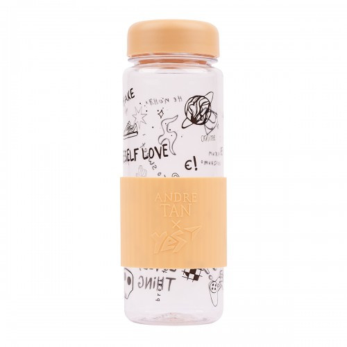 "Бутылка для воды 1Вересня ""Owl"", 500 мл 707372"