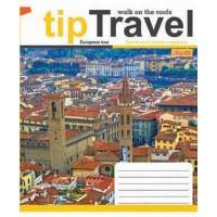 Тетрадь 1 Вересня, А-5, 60л, линия,  Tip travel