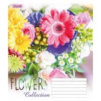 Тетрадь 1 Вересня, А-5, 48л, линия,  Flowers dream