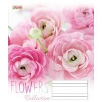 Тетрадь 1 Вересня, А-5, 96л, линия,  Flowers dream