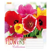 Тетрадь 1 Вересня, А-5, 60л, линия,  Flowers dream