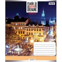 Тетрадь 1 Вересня, А-5, 24л, клетка,  Made In Ukraine