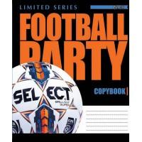 А5/24 кл. 1В Football Party -17 тетрадь ученич.