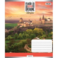 Тетрадь 1 Вересня, А-5, 96л, линия,  Made In Ukraine
