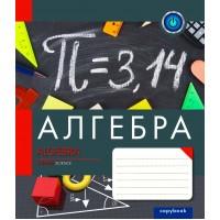 А5/48 кл. 1В ПРЕДМЕТКА - АЛГЕБРА (College) тетрадь ученич