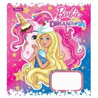 А5/12 лин. 1В BARBIE DREAMTOPIA, тетрадь ученич.