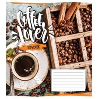 А5/24 кл. 1В COFFEE LOVER, тетрадь ученич.