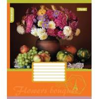 А5/48 кл. 1В FLOWERS BOUQUET, тетрадь для записей