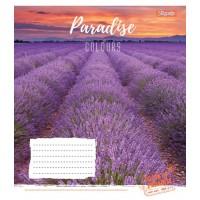 А5/60 лин. 1В PARADISE COLOURS, тетрадь для записей