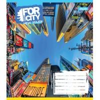 А5/96 кл. 1В FOR OUR CITY, тетрадь для записей