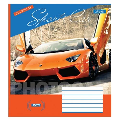 А5/96 кл. 1В SPORTS CAR, тетрадь для записей 763680