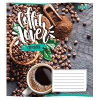 А5/96 лин. 1В COFFEE LOVER, тетрадь для записей