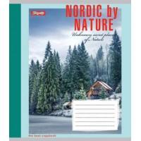 А5/96 лин. 1В NORDIC BY NATURE, тетрадь для записей