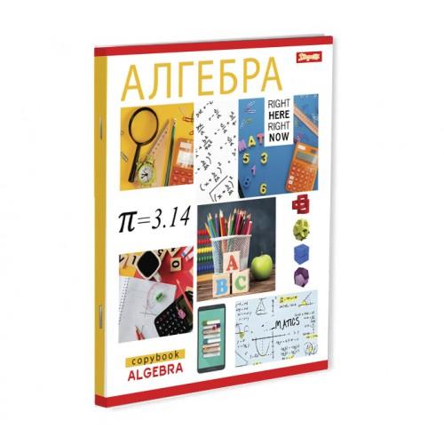 Тетрадь для записей А5/48 кл. 1В АЛГЕБРА (PATTERN) 764049