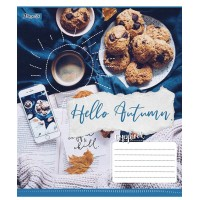 А5/18 кл. 1В HELLO AUTUMN, тетрадь учен.