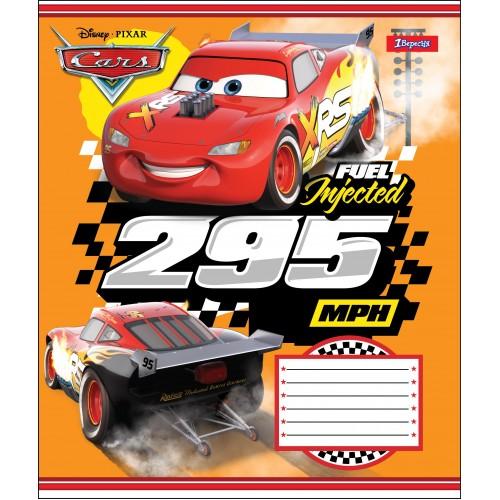А5/12 кл. 1В CARS, тетрадь учен. 764441