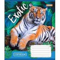 А5/48 лин. 1В EXOTIC ANIMAL, тетрадь для записей