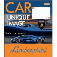 А5/48 лин. 1В EXCLUSIVE CARS, тетрадь для записей