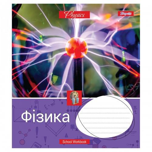 Тетрадь для записей А5/48 кл. 1В ФИЗИКА (Workbook) выб.гибрид.лак 764878
