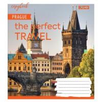 А5/18 лин. 1В Perfect travel, тетрадь учен.