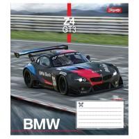 А5/36 кл. 1В Racing car, тетрадь для записей