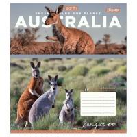 А5/36 лин. 1В Earth animal, тетрадь для записей