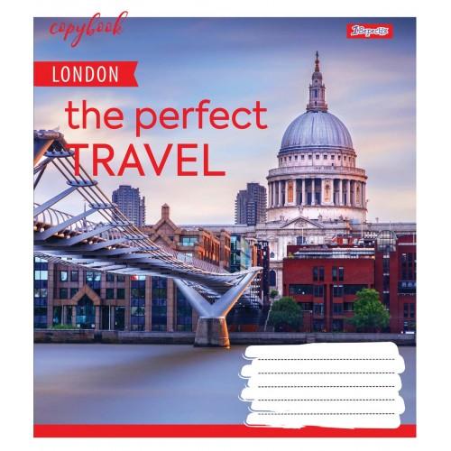 Тетрадь А5 60 Кл. 1В Perfect Travel 764960