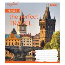 Тетрадь А5 60 Лин. 1В Perfect Travel