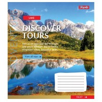 Тетрадь А5 48 Кл. 1В Discover Tours