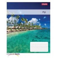 Тетрадь А5 48 Лин. 1В Tahiti