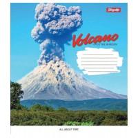 Тетрадь А5 96 Кл. 1В Volcano