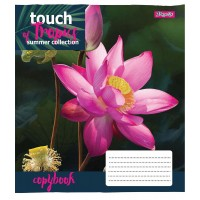 А5/96 кл. 1В Touch tropics, тетрадь для записей