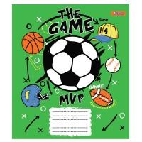 Тетрадь А5 12 Кос. 1В The Game