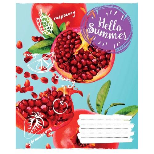 Тетрадь А5 60 Лин. 1В Hello Summer 765696