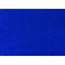 Бумага гофр. металл. син. 20% (50см*200см)