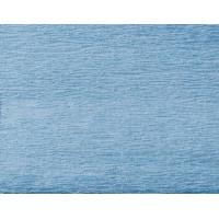 Бумага гофр. 1Вересня перлам. голубая 20% (50см*200см)