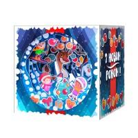 "Набор для творчества ""Tunnel book"" ""Новогодняя синяя"""