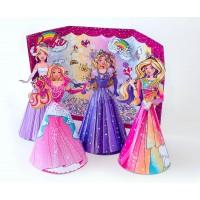 """Набор для творчества """"Puppet show"""" Barbie"""