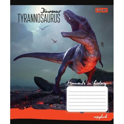 А5/18 кл. 1В Dinosaurus -17 тетрадь ученич. 760088