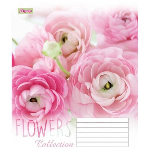 А5/60 лин. 1В Flowers dream-17 тетрадь ученич. 760184