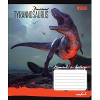 А5/12 лин. 1В Dinosaurus -17 тетрадь ученич.